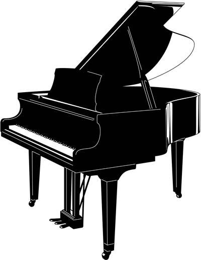 Illustration of the Grand Piano